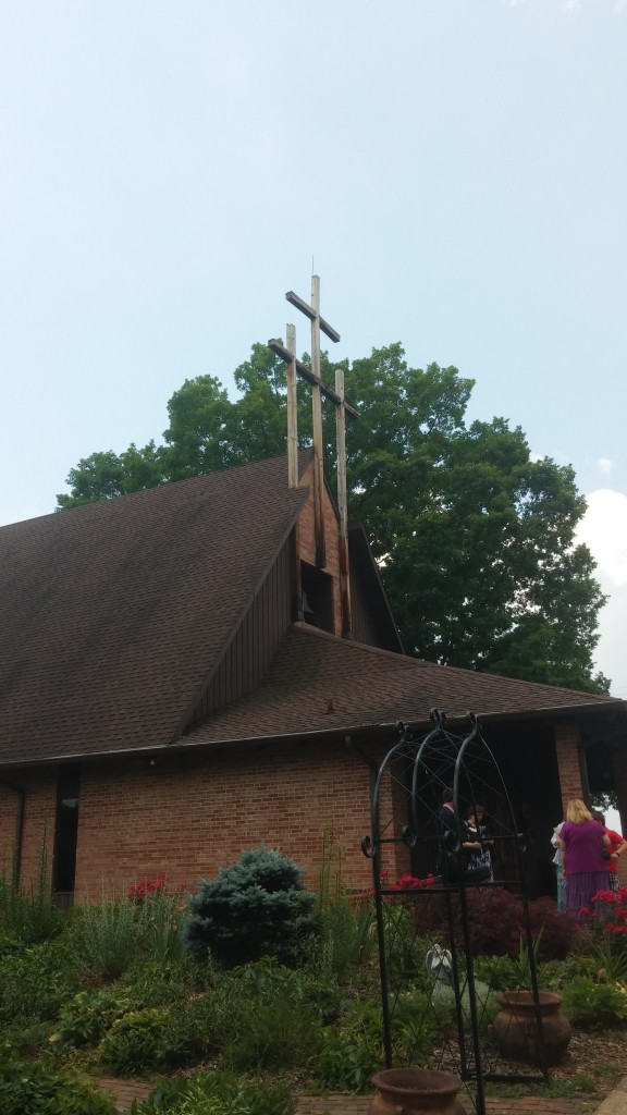 Cassidy UMC three crosses