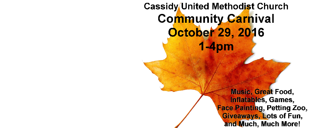 Cassidy Community Carnival