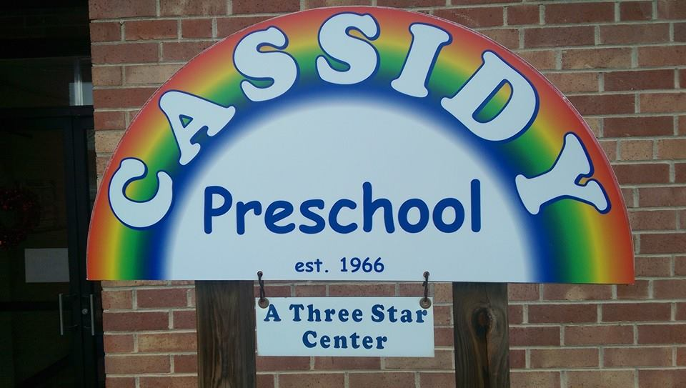 Preschool | Cassidy United Methodist Church